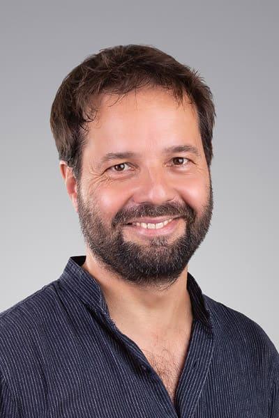 fotoportrét Vladimíra Pirošíka