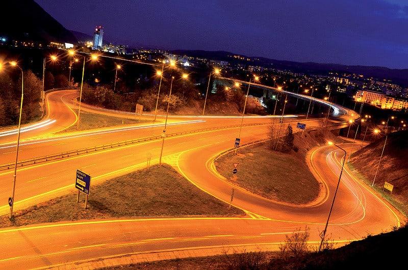 Otázniky nad verejným osvetlením