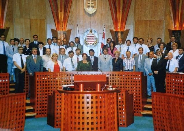 30 rokov mestskej samosprávy v Banskej Bystrici